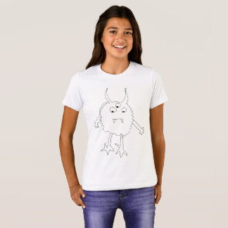 Squiggles Monster Shirt