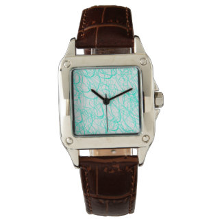 Squiggley Designer Fashion Watch by Julie Everhart