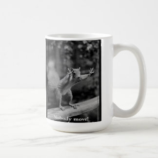 Squirrel And Nuts Coffee Mug