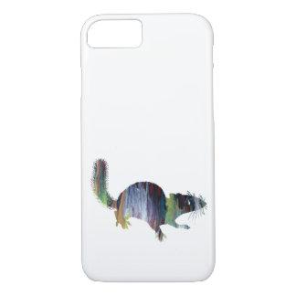 Squirrel art iPhone 8/7 case