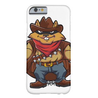 Squirrel Bandit Barely There iPhone 6 Case