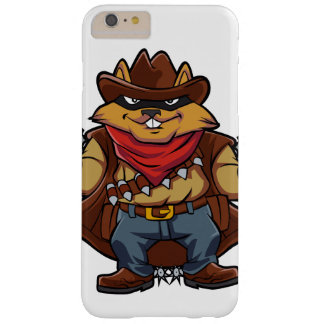 Squirrel Bandit Barely There iPhone 6 Plus Case