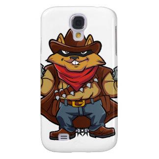 Squirrel Bandit Samsung Galaxy S4 Cover