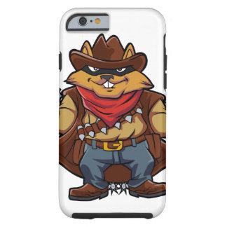 Squirrel Bandit Tough iPhone 6 Case