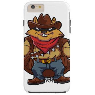 Squirrel Bandit Tough iPhone 6 Plus Case
