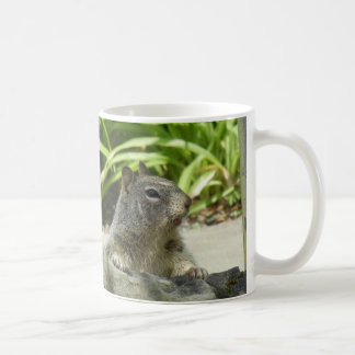 Squirrel Chilling in the Shade Mug