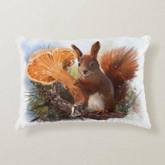 Squirrel Decorative Cushion