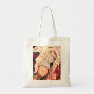 Squirrel Food Tote Bag