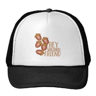 Squirrel Friend Cap