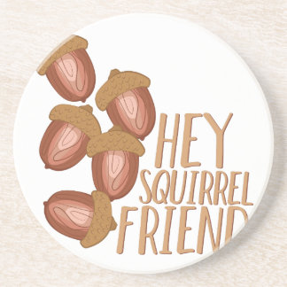 Squirrel Friend Coaster