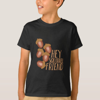 Squirrel Friend T-Shirt