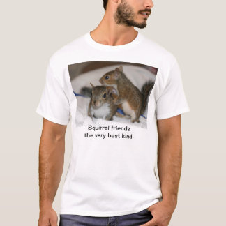 Squirrel friends T-Shirt