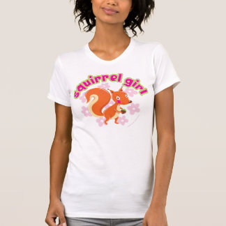 Squirrel Girl Tees