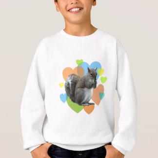 Squirrel Hearts Sweatshirt
