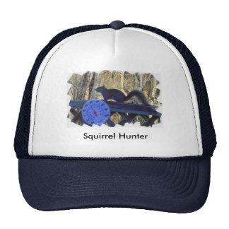 Squirrel Hunter Cap 2
