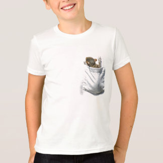 Squirrel in My Pocket Tee