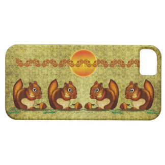 Squirrel iPhone 5 Cases