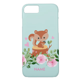 squirrel iPhone 7, Barely There iPhone 7 Case