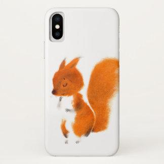 squirrel IPHONE iPhone X Case