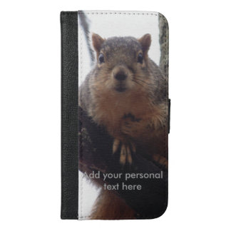 Squirrel make your own wallet phone case