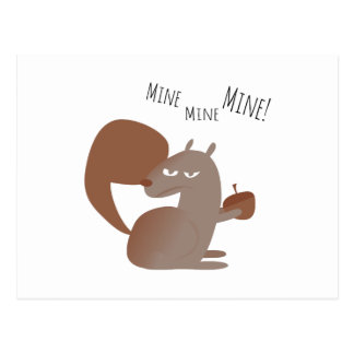 Squirrel Mine Post Card