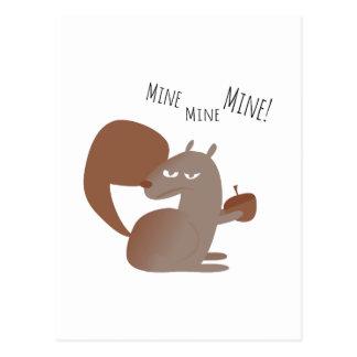 Squirrel Mine Postcard