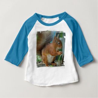 SQUIRREL Photography Jean Louis Glineur Baby T-Shirt