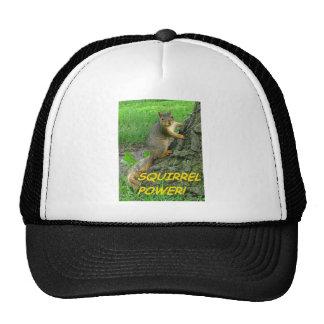 Squirrel Power! Trucker Hat
