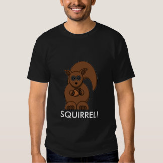 SQUIRREL! SHIRT
