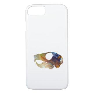 Squirrel Skull Art iPhone 8/7 Case