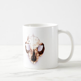 SQUIRREL SKULL mug
