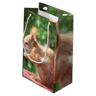 Squirrel Small Gift Bag