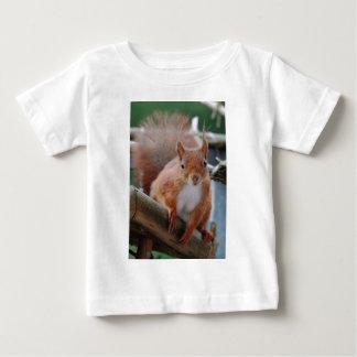 Squirrel squirrel Écureuil - Jean Louis Glineu Baby T-Shirt