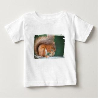 SQUIRREL SQUIRRELS ÉCUREUIL BABY T-Shirt