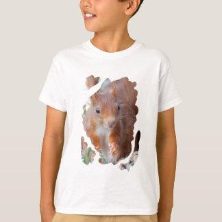SQUIRREL SQUIRRELS ÉCUREUIL T-Shirt