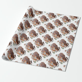 SQUIRREL SQUIRRELS ÉCUREUIL WRAPPING PAPER