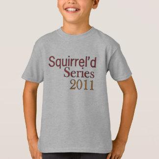 Squirrel'd Series 2011 Kids shirt