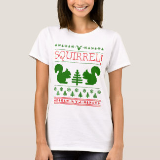 Squirrell Ugly Sweater