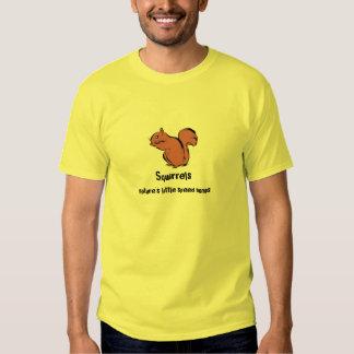 Squirrels Tshirts