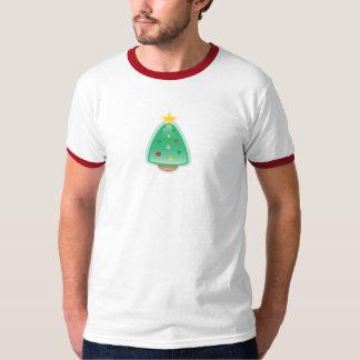 Squishies Christmas Squee Tree Mens Shirt