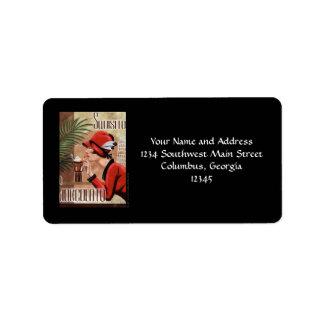 Squisito Cioccolato Italian Chocolate Woman in Red Label