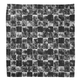 Squizz Charcoal Head Kerchief