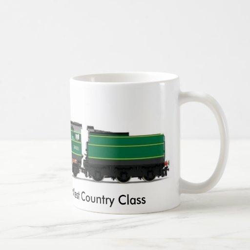SR 4-6-2 'Torrington' West Country Class Coffee Mug