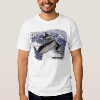 SR-71 Blackbird T Shirts