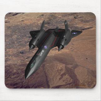 SR-71 over Las Vegas Mouse Pad