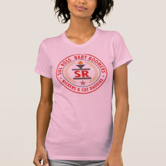 SRBaby Boomer Seal 2007 T-Shirt