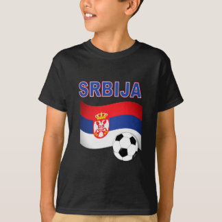 srbija soccer football world cup 2010 T-Shirt