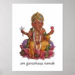 Sri Ganesha Poster
