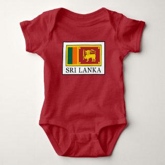Sri Lanka Baby Bodysuit