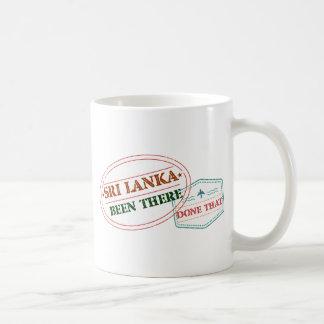 Sri Lanka Been There Done That Coffee Mug